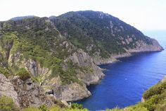 Gorgona island. the north of Tuscany archipelago!