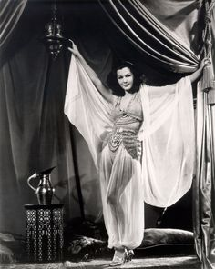 ARABIAN NIGHTS ~ Maria Montez