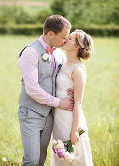 A Homemade Tipi Meadow Wedding image by http://hbaphotography.com/