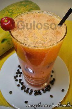 Como de costume, aqui vai nossa receita de bebida para o fim de semana, um delicioso Suco de Mamão, Manga e Acerola. Perfeito seja para o café da manhã, ...