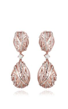 You need to know how to tend to your precious jewelry. A expensive jewelry solution that may be secure fo The Earring Of Eternity by Farah Khan Fine Jewelry for Preorder on Moda Operandi Luxury Jewelry, Jewelry Shop, Jewelry Stores, Jewelry Art, Antique Jewelry, Fine Jewelry, Fashion Jewelry, Jewelry Design, Antique Rings