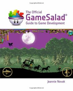 The Official GameSalad Guide to Game Development (Explore Our New Media Arts & Design 1st Eds.) by GameSalad,http://www.amazon.com/dp/1133605648/ref=cm_sw_r_pi_dp_bLHFtb157ZFEJDR7