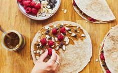 Tortillas, Omelette Roulée, Camembert Cheese, Brunch, Breakfast Recipes, Food And Drink, Favorite Recipes, Healthy Recipes, Snacks