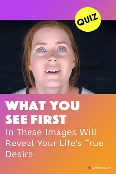 Take this quiz to find out what your true life's desires are, based on what you see in these images! #whatdoyousee #imagequiz #innerpersonality #yourlife #lifepurpose #personalityQuizzes #whoareyou #aboutme #personality #Quizzes #quizzesfunny #quizaboutyourself #funquizzestotake #me #aboutyourself #quizzesaboutyou What Do You See, How To Find Out, Quizzes Funny, Fun Quizzes To Take, Personality Quizzes, Life Purpose, Personality Tests