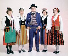 [ॐ] Omwoods: Nordic Sami People Fashion Rip Off - I mean Inspiration :: and Finnish National Costume Infatuation