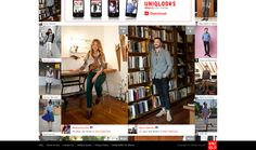 "Be sure to check out Uniqlo's ""UNIQLOOKS STYLEBOOK"" for San Francisco and visit the newly opened store to create your own Uniqlooks! 