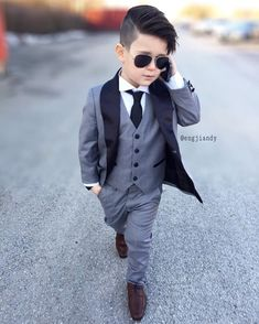 New Baby Girl Fashion Swag Children Ideas Little Boy Outfits, Little Boy Fashion, Kids Fashion Boy, Baby Boy Outfits, Trendy Fashion, Cute Baby Girl Pictures, Cute Kids Pics, Baby Boy Dress, Baby Boy Swag