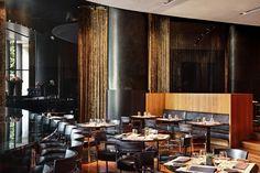 Enjoy the elegant cuisine of Il Ristorante-Niko Romito at the Bvlgari Hotel Milano, one of the finest luxury Italian restaurants near Duomo Milan. Bulgari Hotel Milan, Bvlgari Hotel, Milan Hotel, Paris Hotels, Best Interior, Home Interior, Interior Design, Hotel Milano, Milan Restaurants