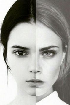 Model Look-alikes: Kendall Jenner and Cara Delevingne