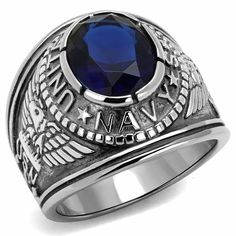 202 SOLITAIRE PRINCESS SIMULATED DIAMOND RING STAINLESS STEEL NO TARNISH