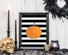 A little PSA that holiday designs are back in the Etsy shop  Holla at my fellow Halloween obsessers!