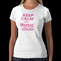 Keep Calm and Music Loud