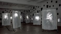 I'm currently quite intrigued by the works of Christian Boltanski – (documentary on ubuweb) He's an interesting artist – whom in his work speaks about memory, human conditio…