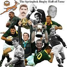 Springboks - Rugby Hall of Fame