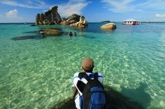 Belitung island, Indonesia| beautiful Indonesia