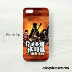 Guitar Hero Legend Of Rock iPhone 5 Cover Case