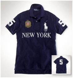 polos pas cher ralph lauren! 2013 Polo Ralph Bonne qualité Lauren Ville Polo New York