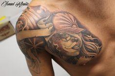 100€ descuento en tatuajes,mas informacion en el 689682604