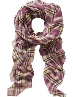 i bought this scarf from old navy and another just like it with more pink.