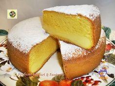 lemon cake torta al limone Italian Cake, Italian Desserts, Lemon Dream Cake, Sweet Light, Lime Cake, Torte Cake, Sweet Cakes, Cake Recipes, Bakery