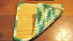 Project: Crocheted Potholders | suck it, martha