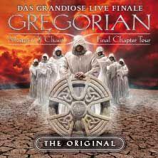 Gregorian - Master of Chant: The Final Chapter Tour // 19.03.2016 - 10.05.2016  // 19.03.2016 20:00 FREIBURG/Konzerthaus Freiburg // 20.03.2016 20:00 MANNHEIM/Rosengarten Mozartsaal // 21.03.2016 20:00 STUTTGART/Liederhalle Beethovensaal // 22.03.2016 20:00 OBERHAUSEN/König-Pilsener-ARENA // 23.03.2016 20:00 BIELEFELD/Stadthalle Bielefeld // 24.03.2016 20:00 LÜBECK/Musik- und Kongresshalle Lübeck // 30.03.2016 20:00 HOF / SAALE/Freiheitshalle Hof // 31.03.2016 20:00 INGOLSTADT/Saturn - Arena…