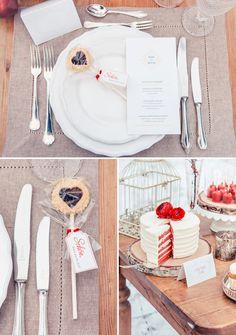 Schneewittchen märchenhafte Hochzeitsinspiration