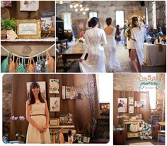 Katie White Photography at One Fine Day wedding fair in Nevada City CA; hosted by Gold Dust Collective and The Miners Foundry