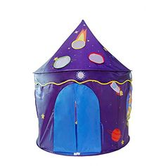 ea5f397d3fa7 Play Tent For Kids Prince House Indoor Outdoor USE Christmas gift for kids  * To view