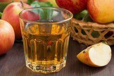 Apfelessig für Gesichtswasser