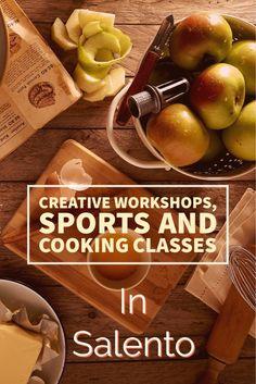pin this post Creative Workshop, Cooking Classes, Sport, Tableware, Food, Deporte, Dinnerware, Excercise, Tablewares