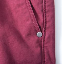 The Chino Twill Short - Claret Chino Shorts, Shopping, Collection