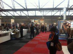 Wij waren uitgenodigd door OGZ om langs E-shop expo in Brussel te komen. Even een babbeltje gemaakt met Copernica. Top lunch gehad.
