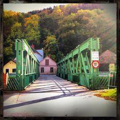 Brücke Krems-Rehberg Sidewalk, Side Walkway, Walkway, Walkways, Pavement