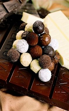Thomas Haas Fine #Chocolates of #Vancouver is one of Canada's finest #chocolatiers.