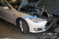 2013 Tesla Model S Parking Senor System By Rydeen Mobile Electronics Installed At Al & Eds Marina Del Rey Photo:  This Photo was uploaded by DRCinc. Find...