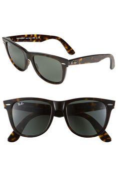 Ray-Ban 'Classic Wayfarer XL' 54mm Sunglasses