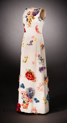 Vintage Christian Dior Evening Gown | 1963...