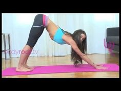 Total Body Stretch - Flexibility Exercises for the Entire Body - YouTube