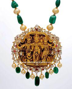 Ram Darbar Pendant