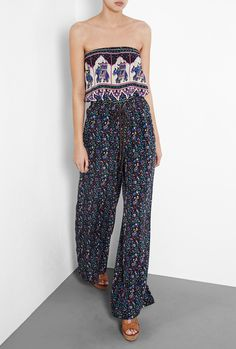 Neela Romper Jumpsuit by Winter Kate.... For some reason I'm obsessed
