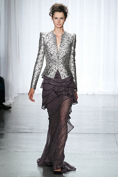 Zac Posen Spring 2014 Ready-to-Wear Collection Slideshow on Style.com