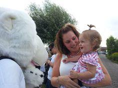 Kids zijn dol op ijsbeer