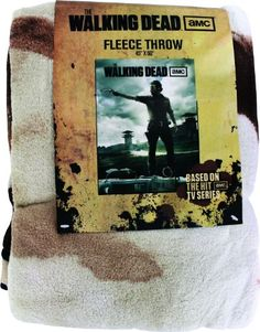 Top 99 Gift Ideas for The Walking Dead Fans | Gifts For Gamers & Geeks - Rick Grimes Throw Blanket