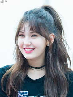 somi ‧̣̥̇ ex-ioi ♡. Jeon Somi, Cute Asian Girls, Beautiful Asian Girls, Cute Korean, Korean Girl, Korean Beauty, Asian Beauty, Choi Yoojung, Kim Doyeon