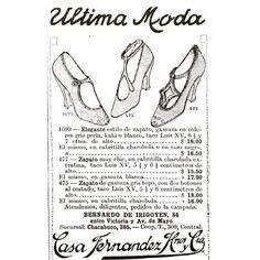 #1917 #argentina #buenosaires #vintage #ads #freelance #diseñoweb #tango