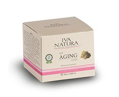 Iva Natura Organic Certified anti age face care