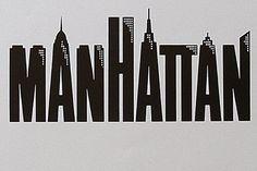 Manhattan Clipart - ClipartFest | Manhattan Skyline Clipart ...