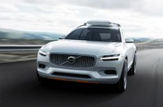 Volvo Concept XC Coupe Revealed Before Detroit Debut