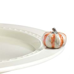 The Paper Store nora fleming mini Gourd Platter Ornament #thepaperstore #fall #norafleming